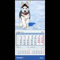 Срочная печать и изготовление календарей МОНО на 2021 год (один численник) дешево и быстро.